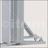 Lifting-Door Guide Profile 8 80x80 -- 0.0.485.10 -Image