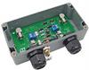 12VDC Weatherproof PTZ Video Camera Lightning Protector - Grounded BNC Connectors -- AL-VDP012DW