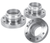 Aluminum To Stainless Steel -- Conflat Flanged
