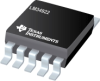 LM34922 6-28V, 2A Constant On-Time Non-Synchronous Buck Regulator with Adjustable Current Limit -- LM34922MY/NOPB