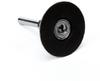Standard Abrasives 546057 Medium Black TR Quick Change Disc Pad - 2 in DIA -- 051128-90608