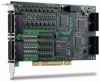 High-Density 128-CH Isolated DIO/DI/DO PCI Cards -- PCI-7442/7443/7444