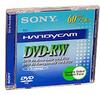 Sony Mini DVD-Rw Double Sided Sngl Pack -- SONDMW60DS