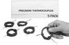 Precision Insulated Themocouples -- 5TC