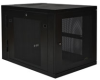 SmartRack 12U Extended-Depth Wall-Mount Rack Enclosure Cabinet -- SRW12US33