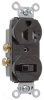 Combination Switch/Receptacle -- 671-TR -- View Larger Image
