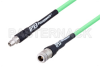 SMA Male to N Female Low Loss Test Cable 36 Inch Length Using PE-P300LL Coax, RoHS -- PE3C3252-36 -Image