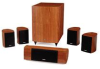 Compact Wall or Shelf Mount Home Theater System -- HTS 100 Home Theatre System