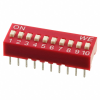 DIP Switches -- 732-3840-5-ND -Image