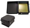 14x12x7 Inch 120VAC Black Weatherproof Enclosure -- NBB141207-100 -- View Larger Image