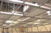 Airlock Cleanroom Ceiling Frames