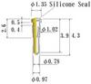 Small Size Socket Pin -- NSVS0020-GG -Image