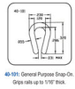 NYLATRON® GS Profile Shapes