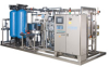 High Purity, Single Skid Water Treatment System -- USPure