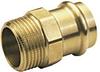 Adapter, (Press x Male NPT) - Image