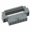 Rectangular Connectors - Free Hanging, Panel Mount -- 3M156021-ND -Image