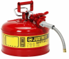 Type II AccuFlow Safety Can -- CAN521 -Image