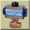Bronze Ball Valve -- IZ Series