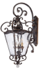 N3247-270 Three Light Outdoor Lantern -- N3247-270