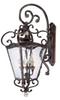 N3247-270 Three Light Outdoor Lantern -- N3247-270