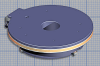 200mm Low Profile Precision Rotary Stage -- DDT200 - Image