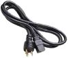 8ft NEMA L5-20P USA 3 pin Plug to C19 SJT Power Cord -- SF-5618-08B - Image