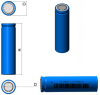 LiFePO4 Battery -- TP18650-1500mAH-3.2V