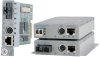 10/100/1000BASE-T Copper to 1000BASE-X Intelligent Media Converter and Network Interface Device -- iConverter® GX/TM2