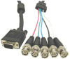 6' BNC Monitor Cable -- 85-180