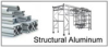 Structural Aluminum -- View Larger Image