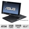 ASUS Eee PC Touch T101MT-BU37-BK Netbook - Intel Atom N570 1 -- T101MT-BU37-BK