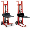 WESCO Platform-Lift Hand Trucks -- 7146300