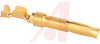 D-Sub Connector; Socket; 28 to 24 AWG; Crimp; 0.04 in.; Gold Flash -- 70084276