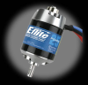 Power 25 Brushless Outrunner Motor, 1250Kv -- 0-EFLM4025B