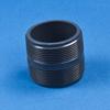 PVC Schedule 80 Threaded Pipe Nipples -- 27132