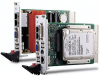 Low Power 3U CompactPCI® Intel® Core™2 Duo Processor Blade with Dual Independent Display -- cPCI-3965