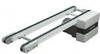Timing Belt Conveyors Dual Track, End Drive, 2-Groove Frame -- CVGTA Series