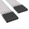Flat Flex Jumpers, Cables (FFC, FPC) -- A9BBA-0603F-ND -Image