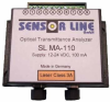 Sensor Line Series Fiber Optic Traffic Sensors -- MA 110 Optical Transmittance Analyzer