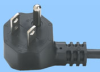 North American Angled Nema 5-15 Power Cord -- 86480010 -- View Larger Image