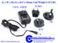 Switching Power supplies -- S-12V0-0A5-U30 - Image