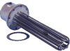 Flanged Immersion Heater -- TMI - Image