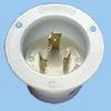 NEMA L6-20 Flanged Inlet -- 88030090