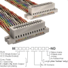 Rectangular Cable Assemblies -- M3GGK-2640K-ND -Image