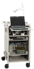 Bretford Basics PAL Multimedia Presentation Cart.. -- TCPUL23FF-BK