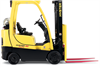 Internal Combustion Cushion Tire Forklift Trucks - Image