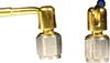 Coax Straight TNC Plug -- 011109-8000 - Image