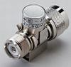 Sankosha Coaxial Surge Protector -- M-JP-1 (50 Ohm)