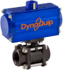 Pneumatically Actuated Carbon Steel Ball Valve -- P3C Series