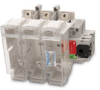 DISCONNECT SWITCH, FUSIBLE, 100A,3P, CLASS J, 600 VAC, UL 98 -- FBJ100 - Image